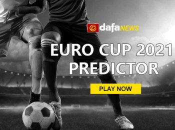 Play Euro Cup 2021 Predictor Challenge