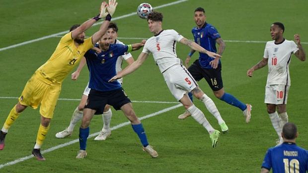 England v Italy Euro 2020