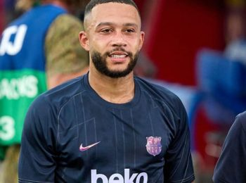 Memphis Depay believes he can create the understanding in attack between him, Lionel Messi and Sergio Aguero
