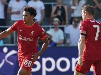 Liverpool assistant manager Pep Lijnders believes that Trent Alexander-Arnold can be the future Reds captain