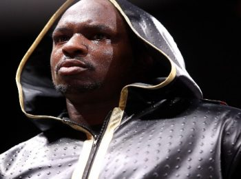 Shoulder Injury Forces Cancellation Of Whyte vs. Wallin