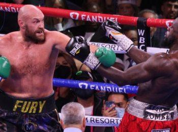 Fury Defeats Wilder By Eleventh-round KO To Retains WBC Heavyweight Title